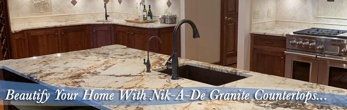 Nik-A-De Granite Tops | Wadsworth/Medina, OH